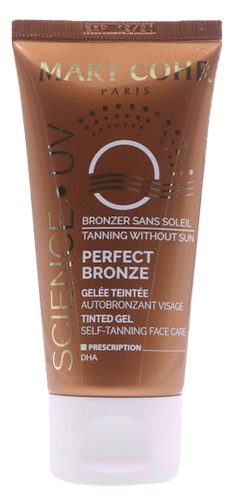 Tinted Gel Self-Tanning Face Care