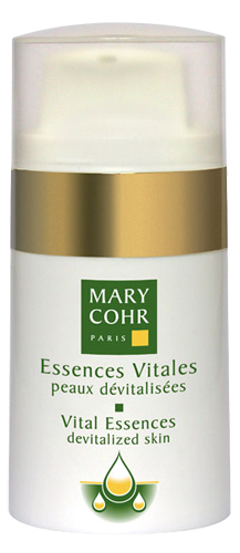 Vital essences devitalized skin