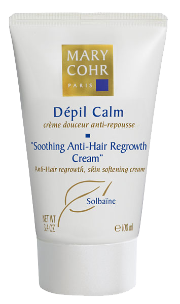 Anti-hair regrowth face and body cream