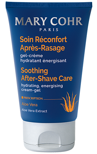 Soothing After-Shave Care